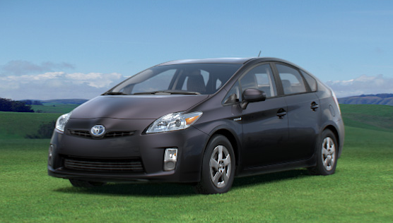 2011toyotapriusgray