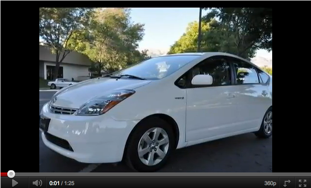 2007 Toyota Prius Plugin For Sale
